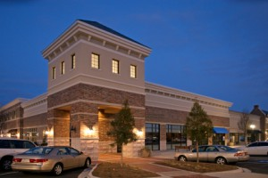 Retail building Tenant Improvements Electrical By Bright Solutions