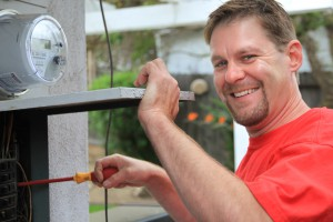 Ventura Electrician installing additional circuit breakers